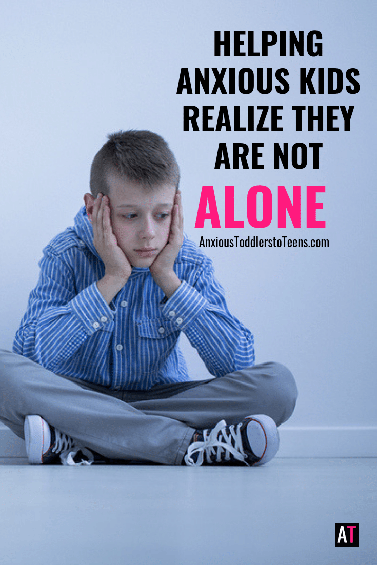 Ask the Child Therapist Episode 100 Kids Edition: Is Anxiety in Children Common? Helping Kids Realize They are Not Alone.