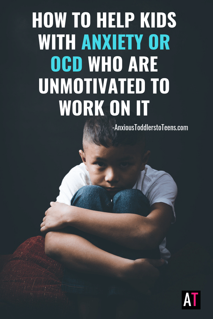 PSP 092: How to Help Kids with OCD or Anxiety Who aren't Motivated to Help Themselves