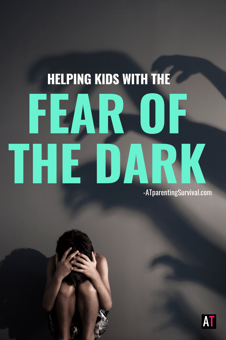 Ask the Child Therapist Episode 108 Kids Edition: Teaching Kids How to Deal with the Fear of the Dark
