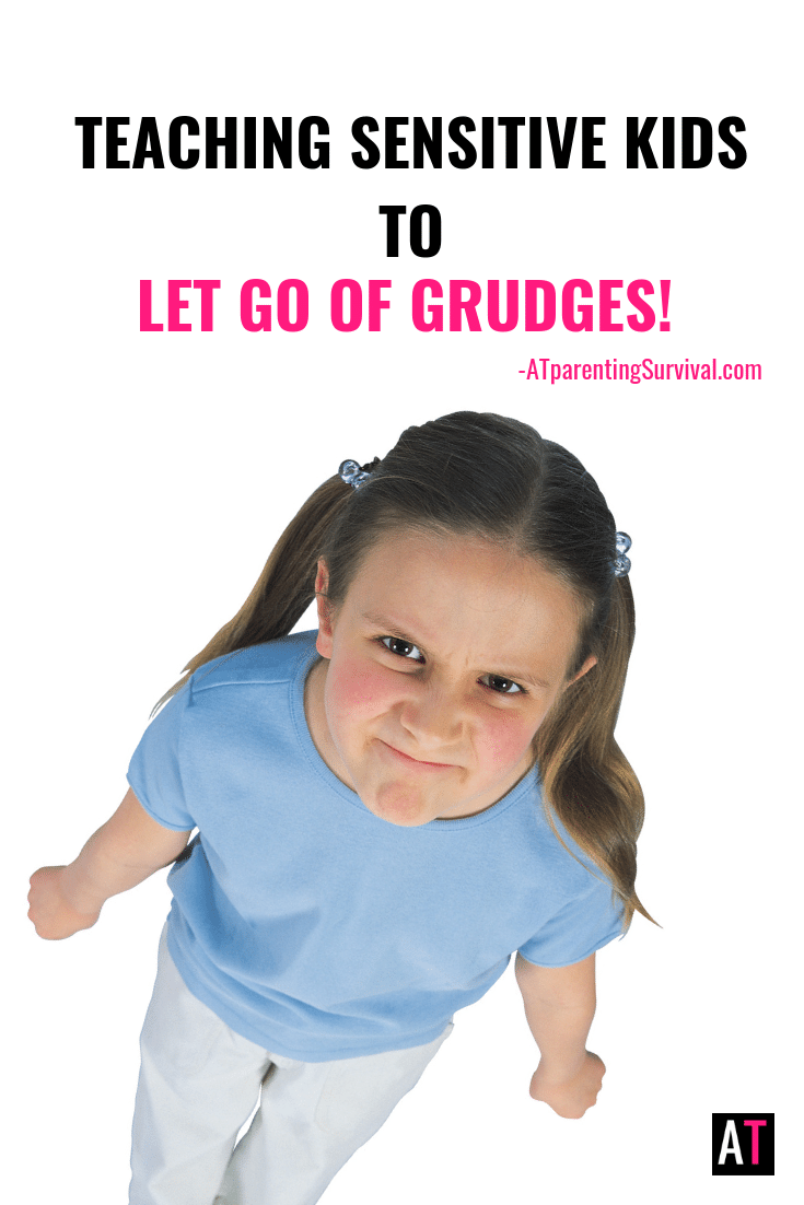 Ask the Child Therapist Episode 111 Kids Edition: Helping Sensitive Kids Let Go of Grudges