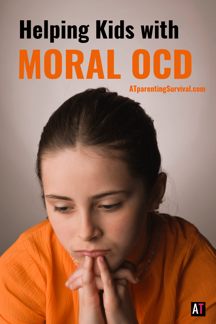 PSP 115: Helping Kids with Moral OCD