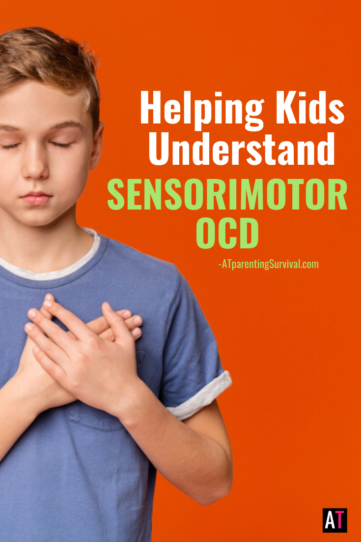 Helping Kids Understand Sensorimotor OCD