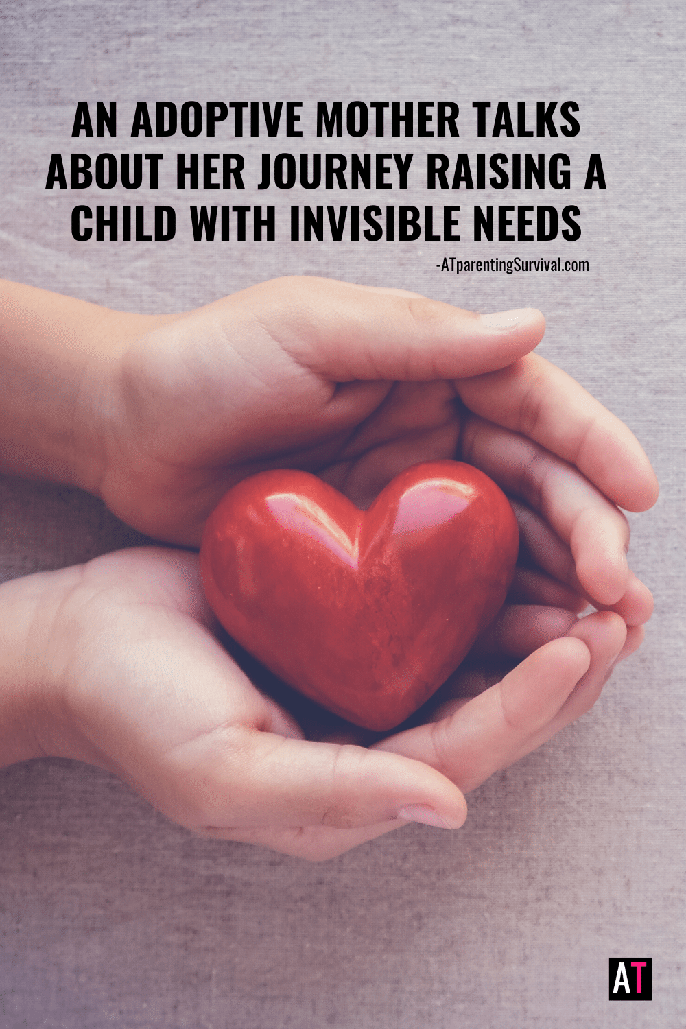 PSP 155: An Adoptive Mom Talks About her Journey Raising a Child with Invisible Needs