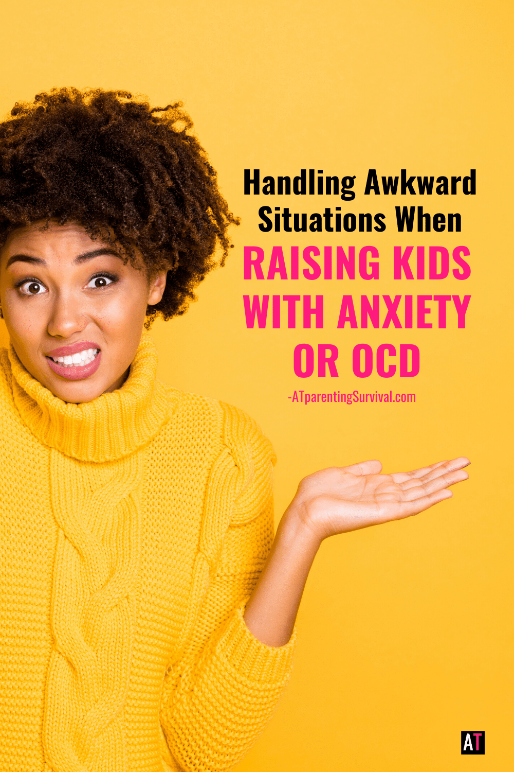 PSP 160: Handling Awkward Situations when Raising Kids with Anxiety or OCD with Evie & Sarah