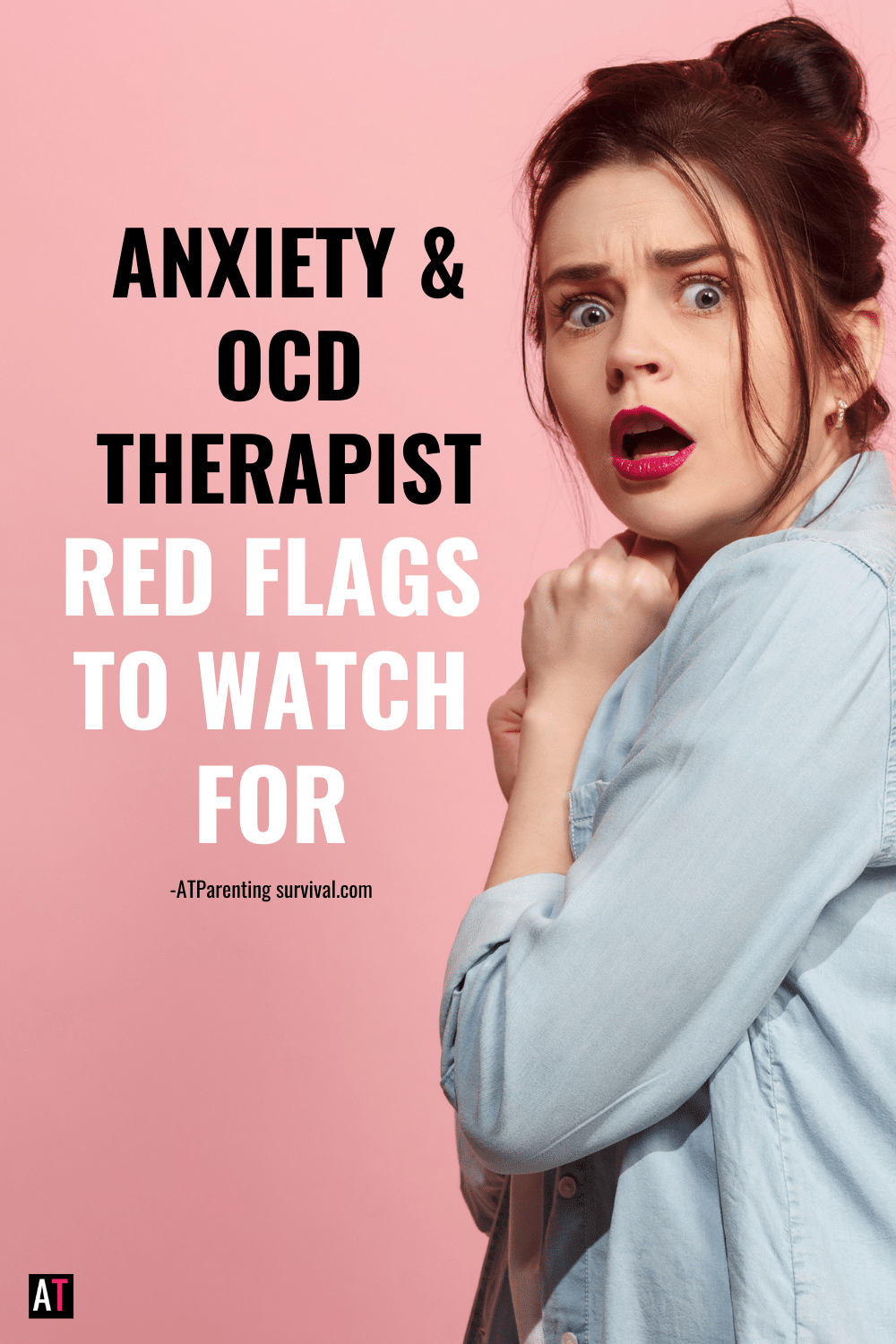 PSP 188: Red Flags to Watch for When Working with an Anxiety or OCD Therapist