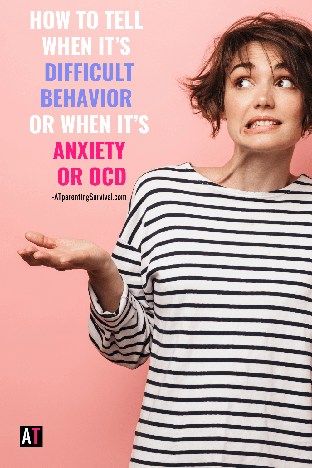 PSP 200: How to Tell When It's Difficult Behavior or When It's Anxiety or OCD