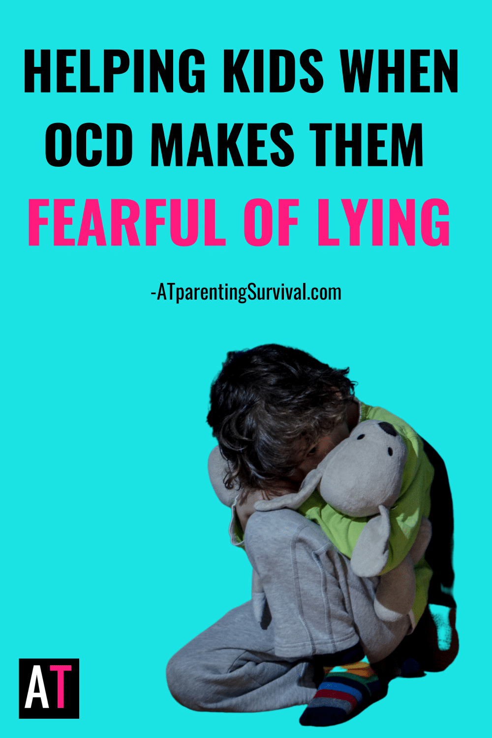 Helping Kids When OCD Makes them Fearful of Lying